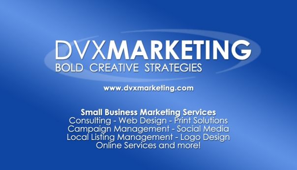 DVX Marketing - Small Business Marketing Specialists