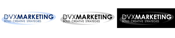 3 DVX Marketing Logos