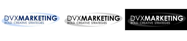 3 DVX Marketing Logos